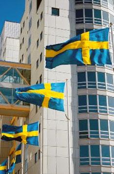 Социальное обеспечение в Швеции