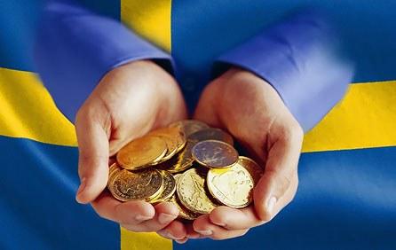 Кризис в Швеции