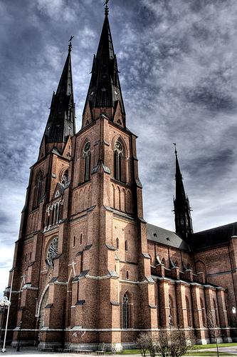 Уппсала. Кафедральный собор