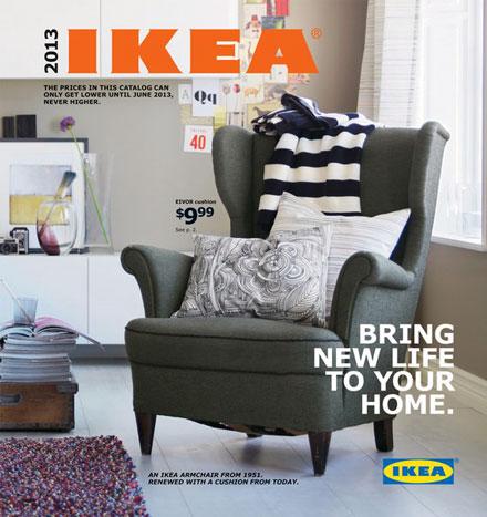 Каталог IKEA 2013
