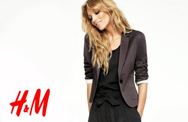 H&M женская одежда из Швеции