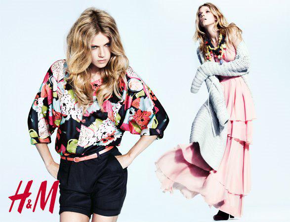 H&M одежда для среднего класса из ШВеции
