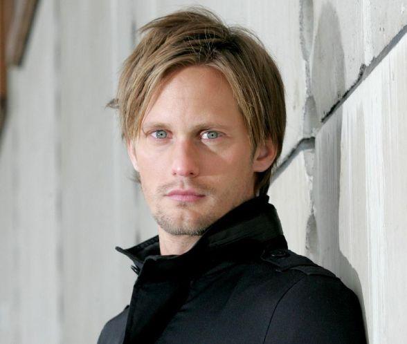 Александр Скаргорд шведский актёр из сериала о вампироах