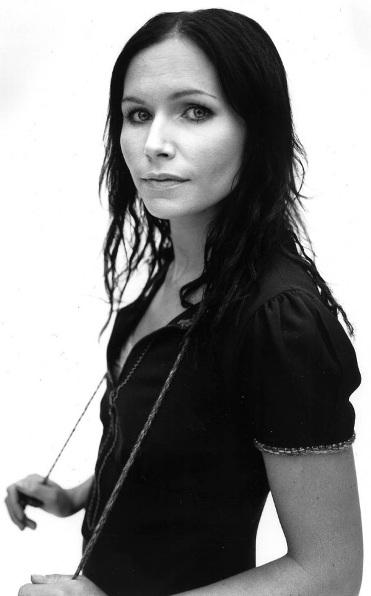 Нина Перссон вокалистка шведской группы The Cardigans