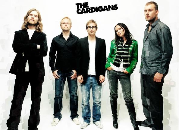The_Cardigans популярная шведская группа