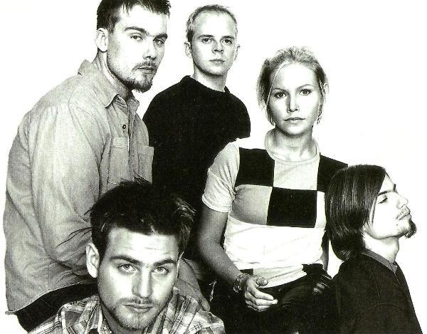 рок группа The Cardigans из Швеции
