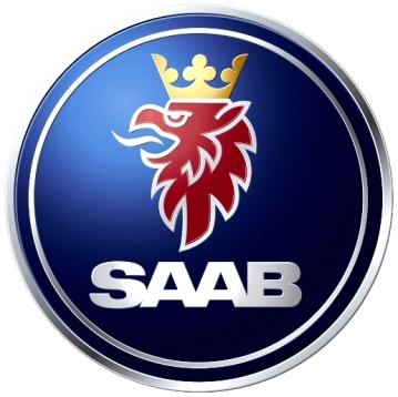 Логотип SAAB