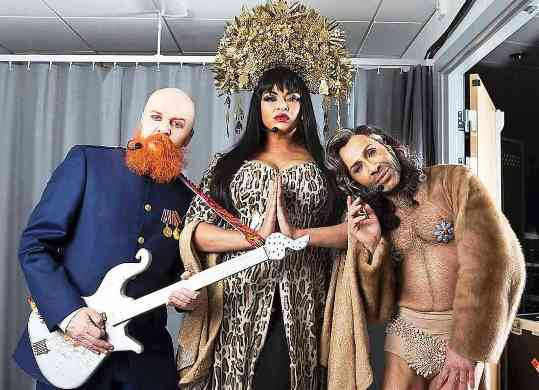 army of lovers sweden