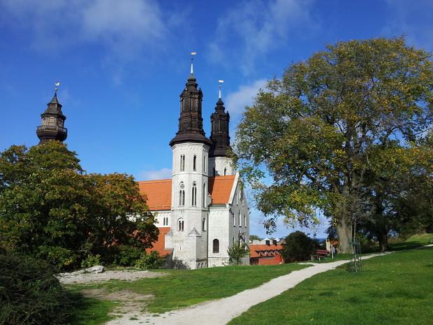 Visby Gotland Sweden