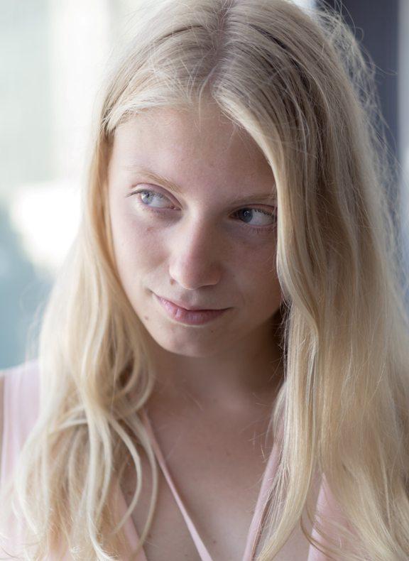 норвежская девушка