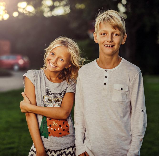 скандинавские дети