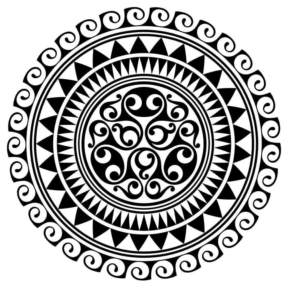 скандинавские узоры татуировка эскиз